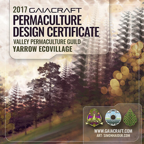 Yarrow Ecovillage Permaculture Design Course
