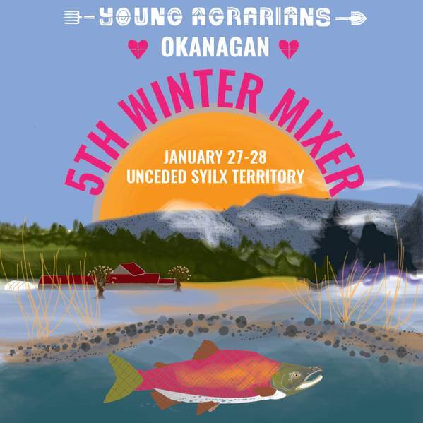 Young Agrarians 5th Okanagan Winer Mixer