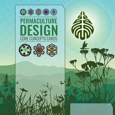 Permaculture Design Core Concepts Cards