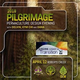 Permaculture Pilgrimage Media Eve