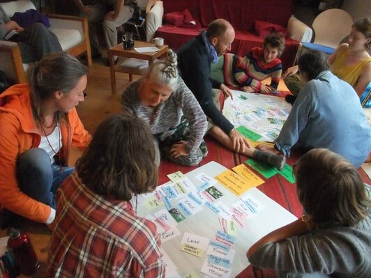 Social Permaculture: Human Ecology, Self & Bioregional Community