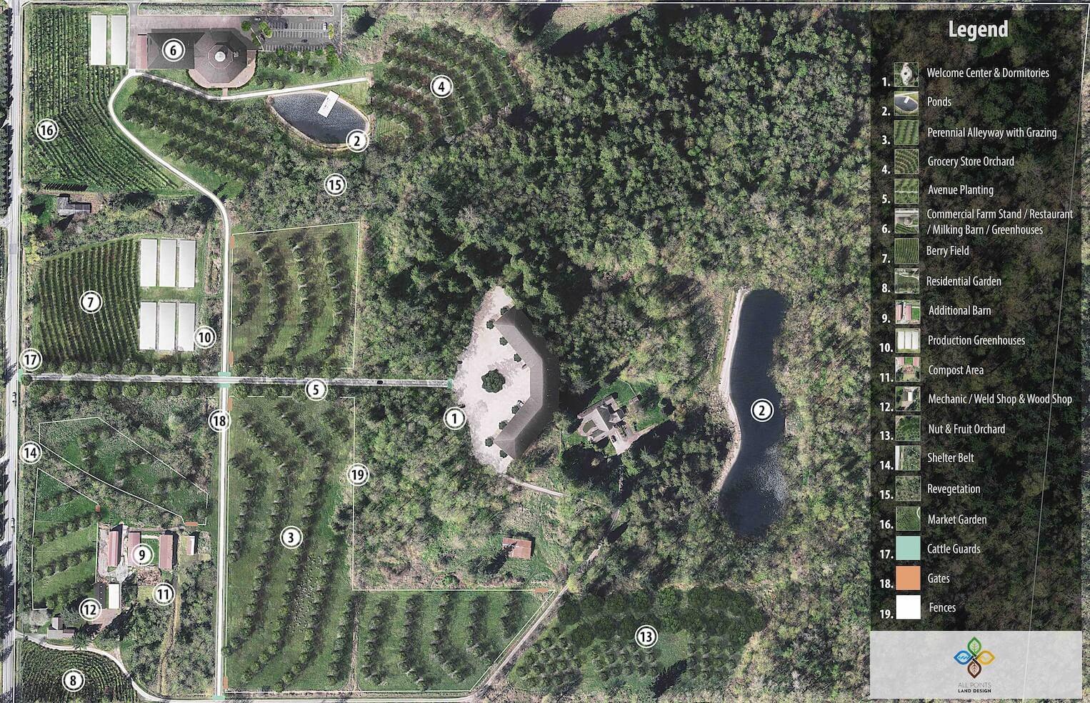 Land Design Mentorship