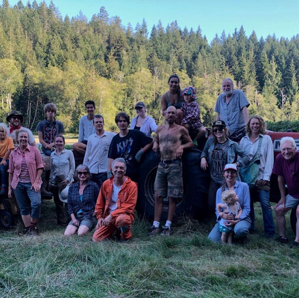 Linnaea Farm Permaculture Design Course